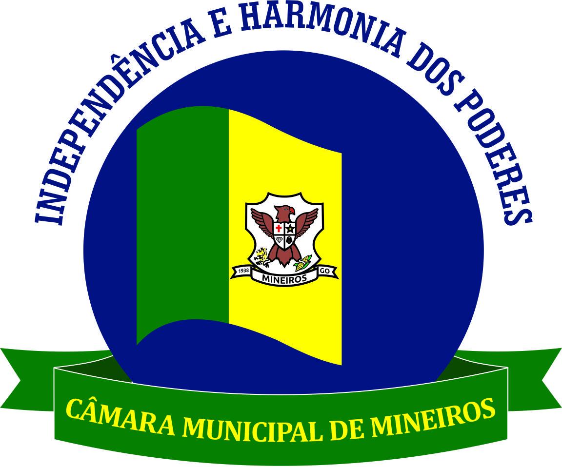 Logo Câmara Municipal de MIneiros - 2016