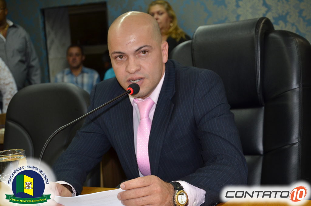 Vereador Adão Oliveira Lima