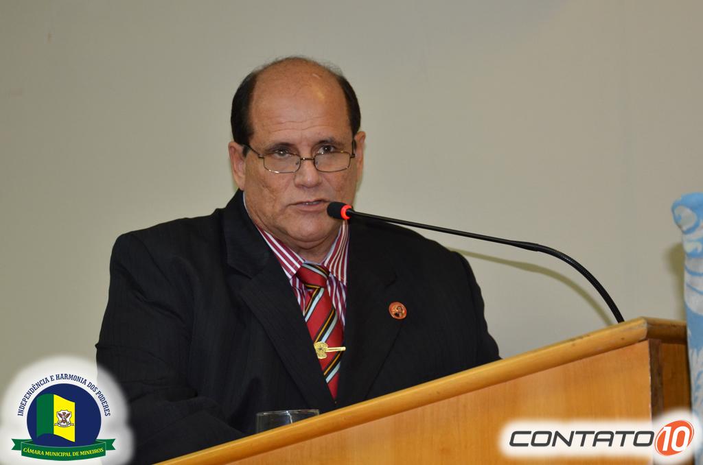 Vereador Dr Paulo Advíncula
