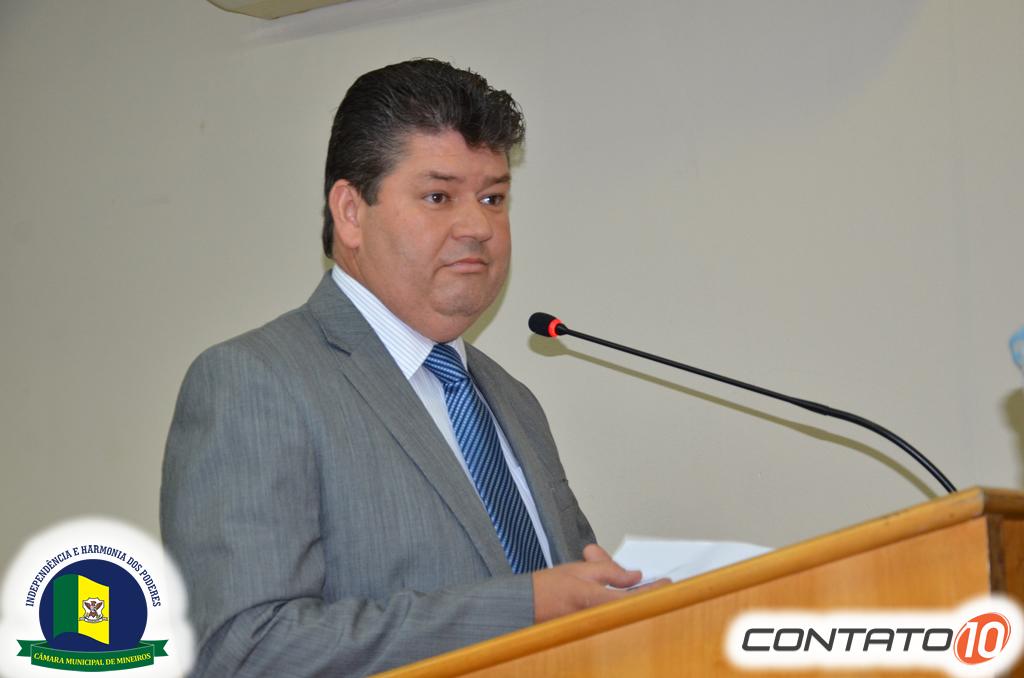 Vereador Edmar Andrade