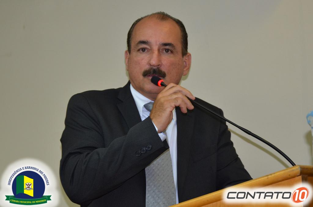 Vereador Ernesto Vilela