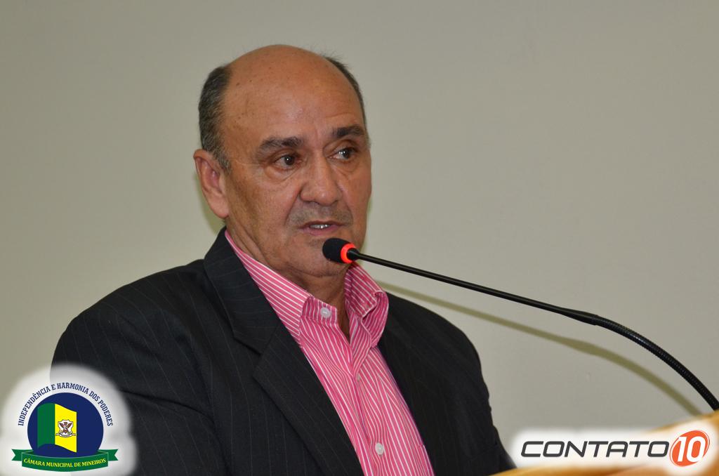 Vereador Gervanir Rodrigues