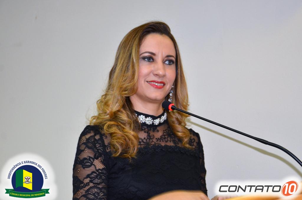 Vereadora Dra Beatriz Delben