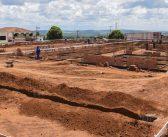 Obras do novo Terminal Rodoviário de Mineiros seguem dentro do cronograma