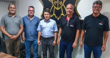 Prefeitura inicia instalação do Sistema de Videomonitoramento em Mineiros